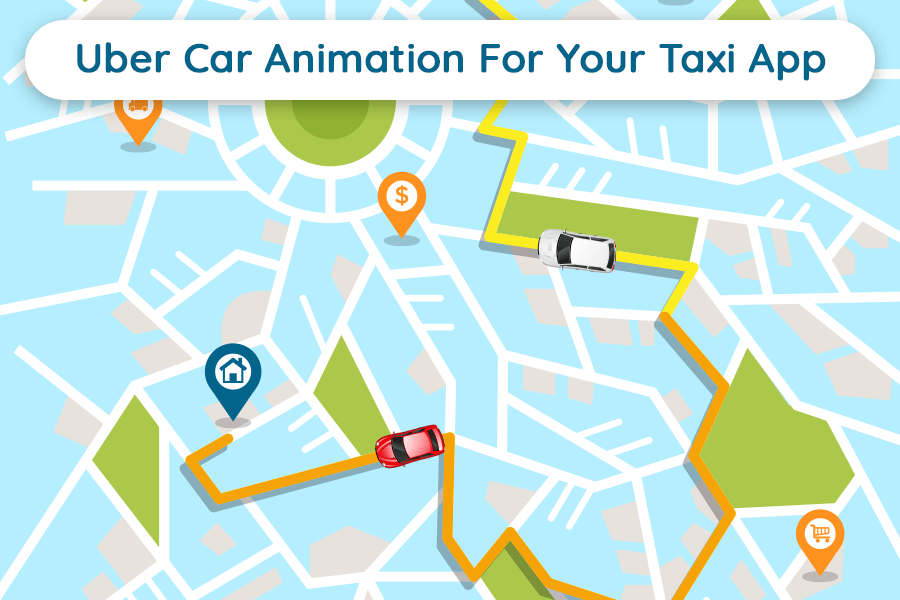 Uber Car Animation