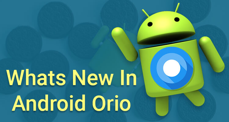 android orio features