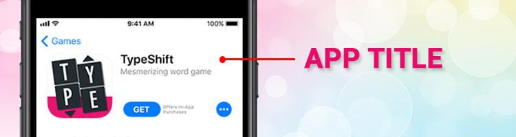 app title optimization
