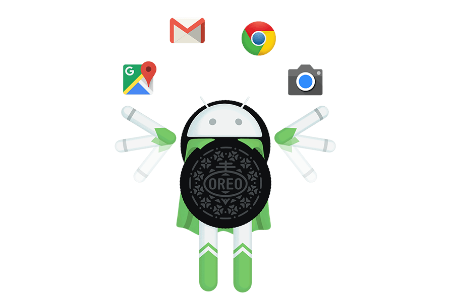 Whats wow in Android Oreo?