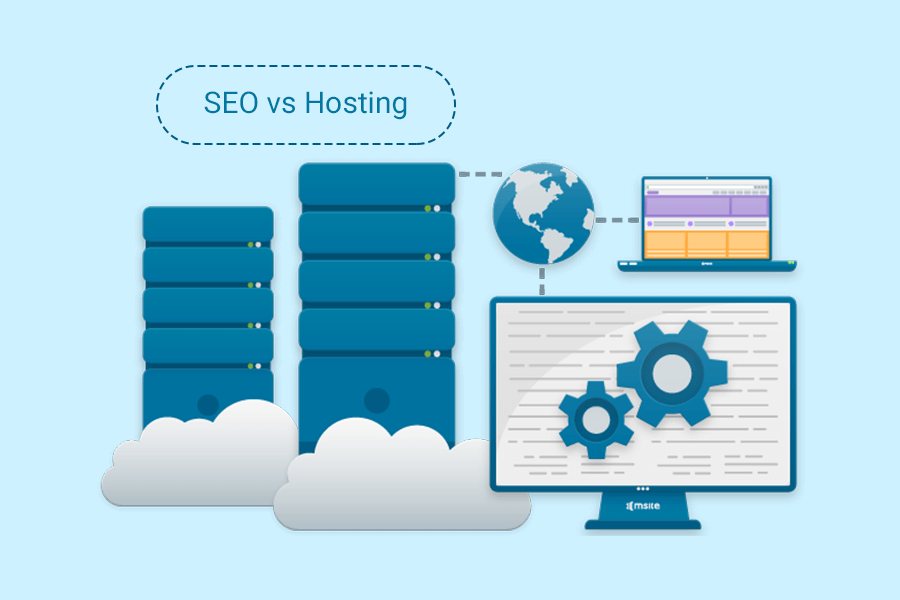 How hosting affects the SEO
