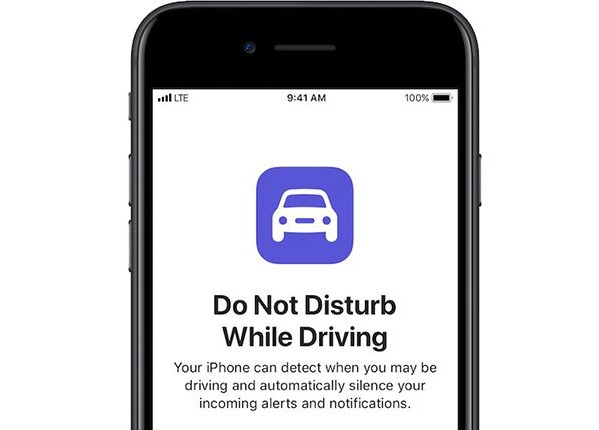 ios 11 driving mode