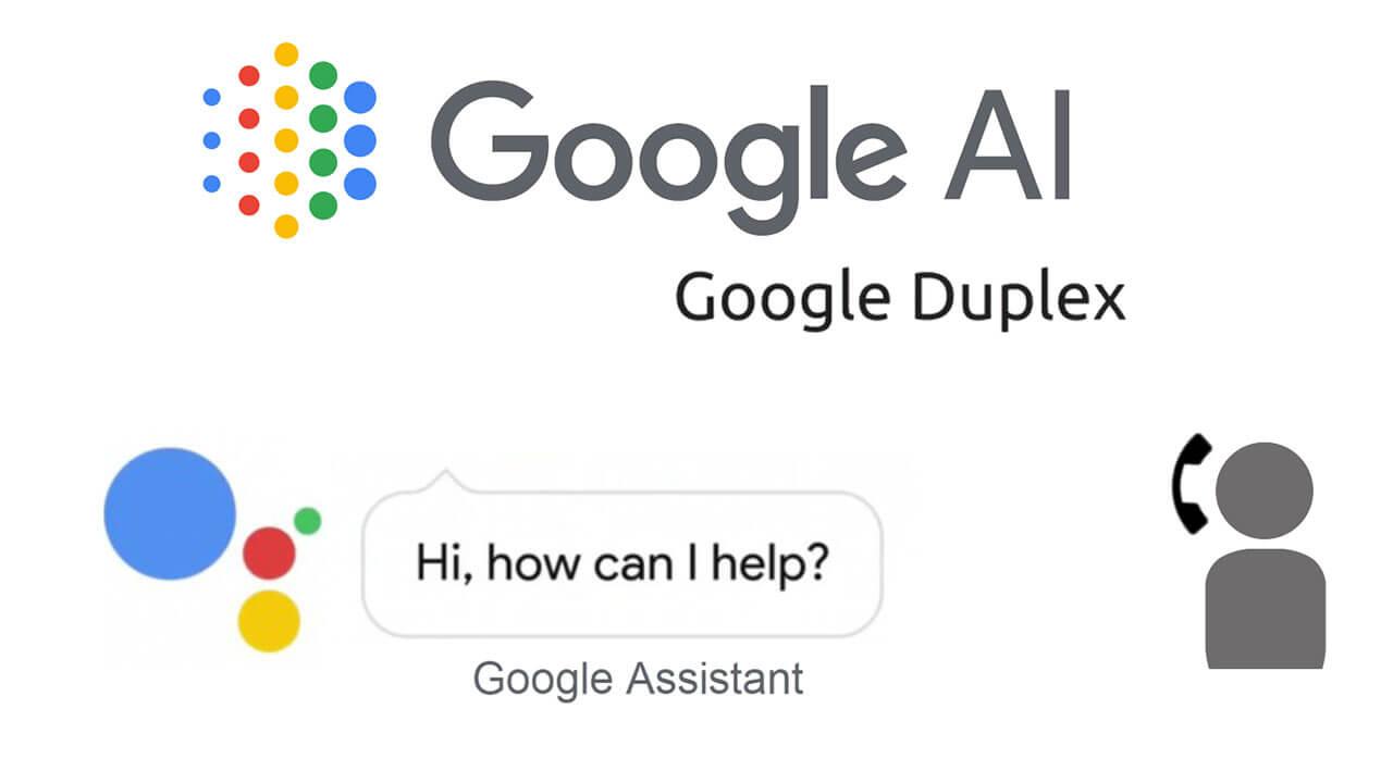 Google Duplex banner