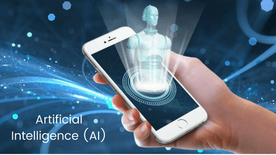AI(Artificial Intelligence) banner