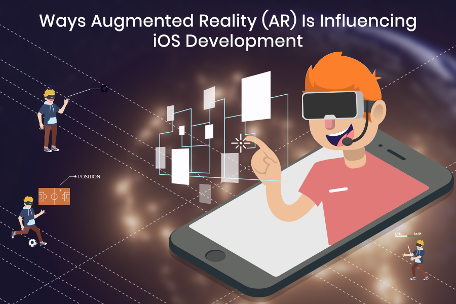 Ways Augmented Reality (AR) Is Influencing iOS Development