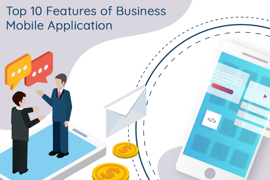 Business Mobile Application