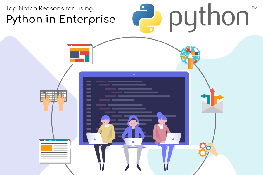 Python in Enterprise