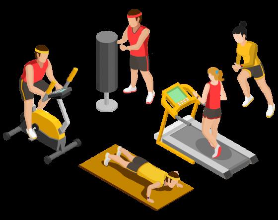 6 Fitness & Welness