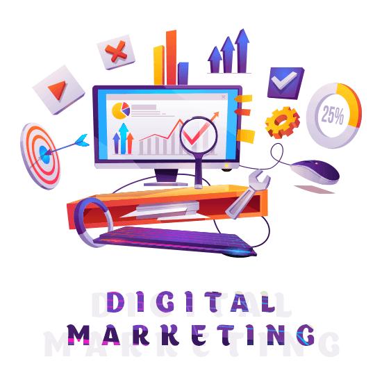degital marketing new