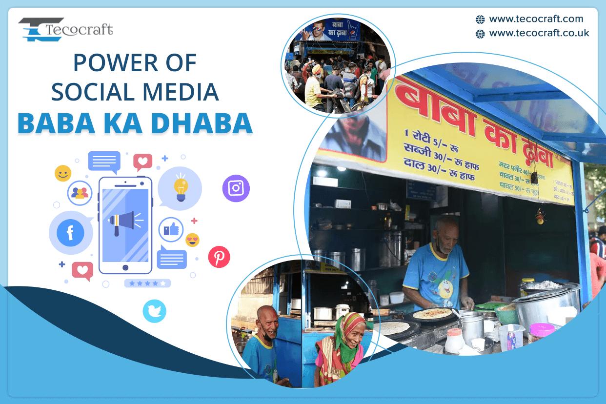 Power of Social Media, Baba Ka Dhaba