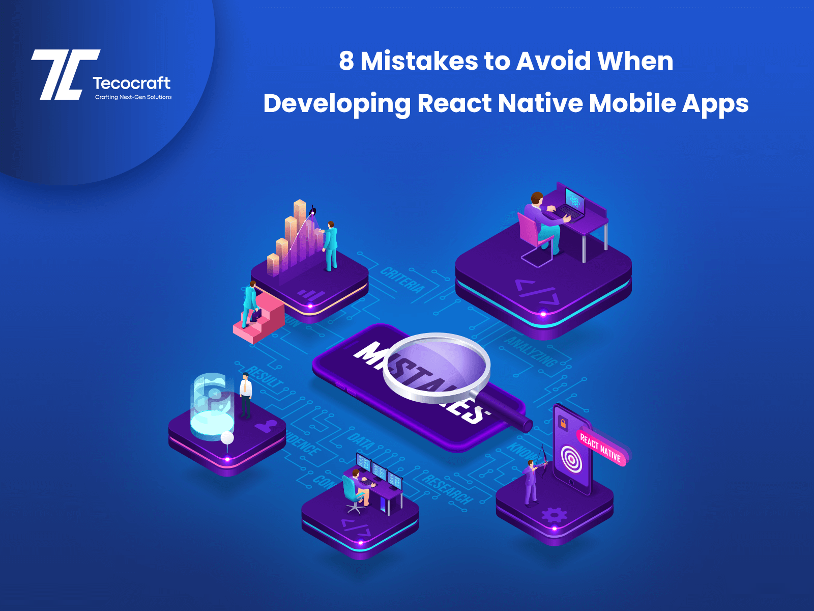 Mistakes to Avoid When Developing React Native Mobile Apps