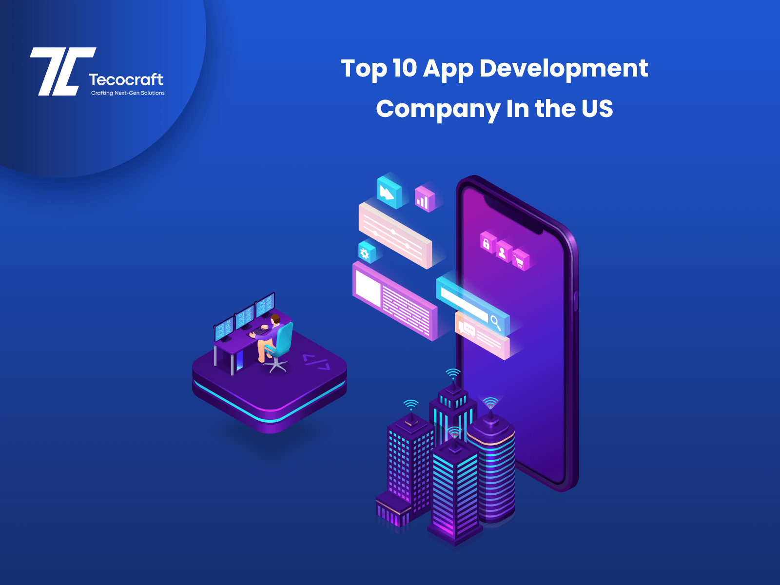 Top 10 App Development Company In the US
